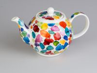 Dunoon Teekanne Blobs Fine Bone China 1,2l