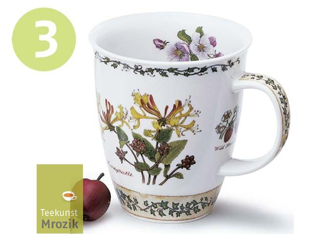 dunoon becher nevis nature trail bone china porzellan teekunst mrozik. Black Bedroom Furniture Sets. Home Design Ideas