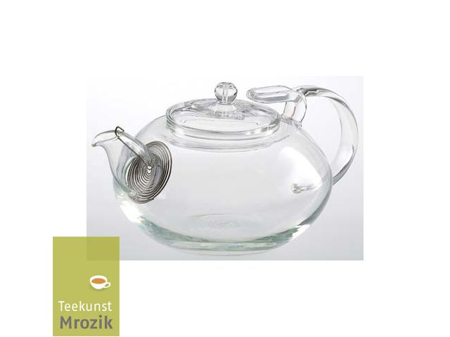 Glas Teekanne kleine teekanne glas ku kaufen sieb 450ml teekunst mrozik